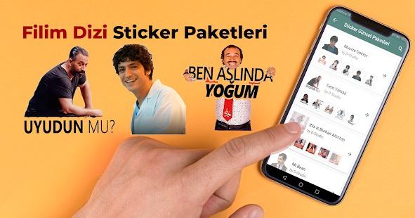 En Iyi Whatsapp Cikartma Turkce Sticker Uygulamasi